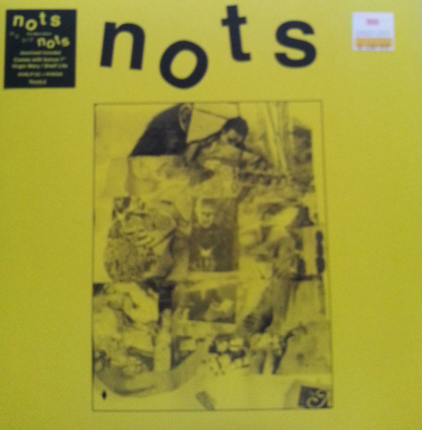 NOTS - We Are Nots LP